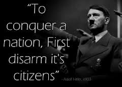 Hitler and disarming