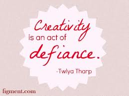 Creativity defiance