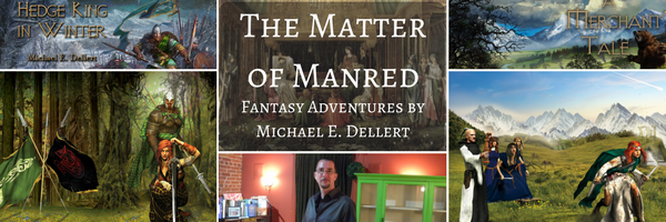The Matter of Manred-FourTitle